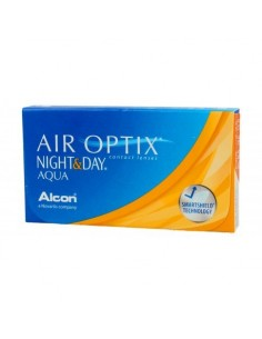 Air Optix plus HydraGlyde 3...