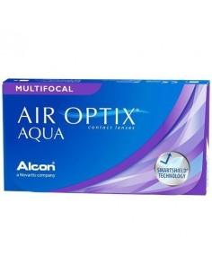AIR OPTIX Aqua (6 sztuk)