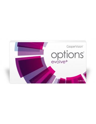Options EVOLVE+