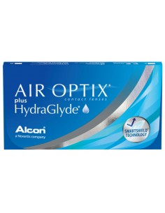 Air Optix plus HydraGlyde 6...