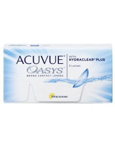 Acuvue Oasys 6 szt. BC 8,4