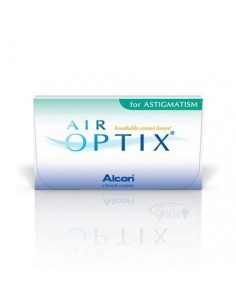 AIR OPTIX® for ASTIGMATISM...