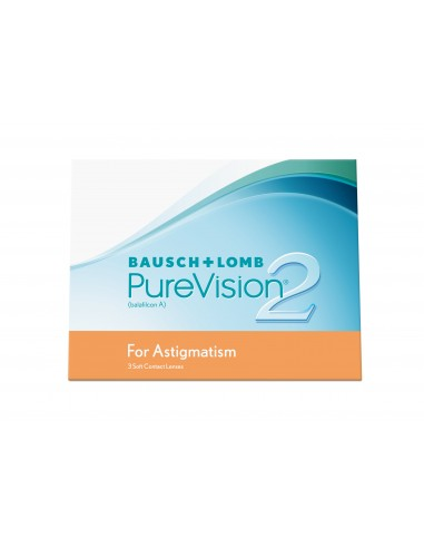 Pure Vision 2HD for Astigmatism 3 szt.