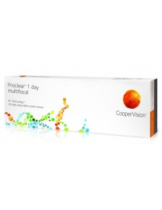 Proclear 1 day Multifocal...
